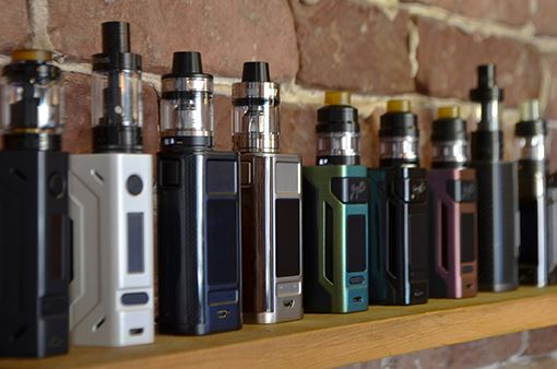 Different Vaping Devices